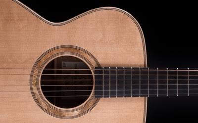 Stahlsaiten-Gitarren